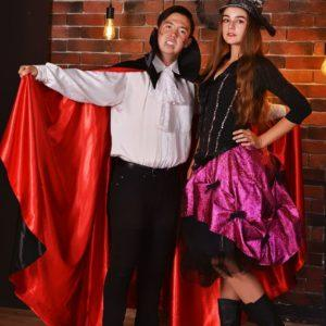 Дракула и ведьма
